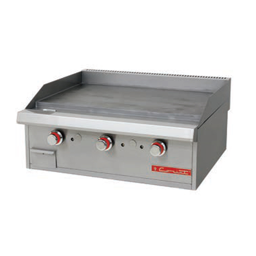 La industrial for Material cocina industrial